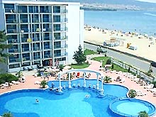 Image of Vitosha Hotel in Sunny beach, Bulgaria