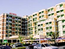 Image of Aktinia Hotel in Sunny beach, Bulgaria