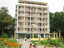 Image of Lyulin Hotel in Sunny beach, Bulgaria