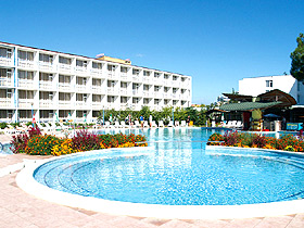 Image of Balaton Hotel in Sunny beach, Bulgaria