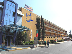 Foto of Baikal Hotel in Sunny beach, Bulgaria