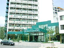 Foto of Slavyanski Hotel in Sunny beach, Bulgaria