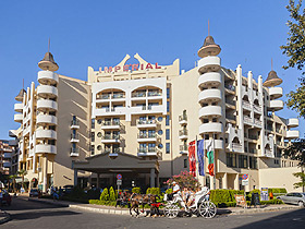Image of Imperial Hotel in Sunny beach, Bulgaria