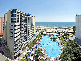 Image of Bellevue Hotel in Sunny beach, Bulgaria