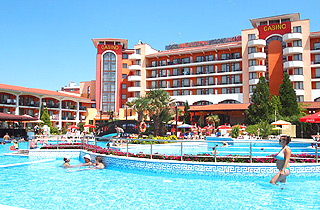 Hrizantema Hotel Sunny beach - photo 2
