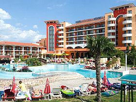 Hrizantema Hotel Sunny beach - photo 4