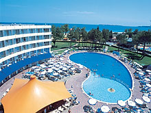 Foto of RIU Helios Palace Hotel in Sunny beach, Bulgaria