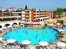 Nessebur Hotel Sunny beach - General view photo