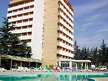 Image of Arda Hotel in Sunny beach, Bulgaria