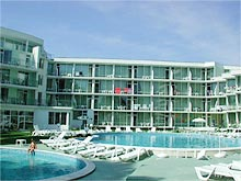 Image of Avliga Hotel in Sunny beach, Bulgaria