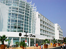 Image of Korona Hotel in Sunny beach, Bulgaria
