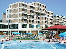 Image of Amfibia Beach Hotel in Sunny beach, Bulgaria