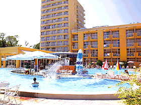Image of Astoria Hotel in Sunny beach, Bulgaria
