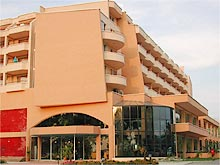 Image of Delta Palace Hotel in Sunny beach, Bulgaria