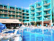 Diamond Hotel Sunny beach - General view photo