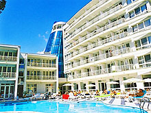 Foto of Kalofer Hotel in Sunny beach, Bulgaria