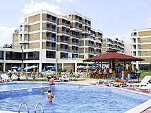 Image of Morska zvezda Hotel in Sunny beach, Bulgaria