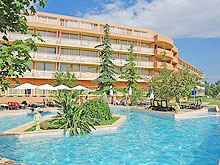 Image of Delta Beach Hotel in Sunny beach, Bulgaria