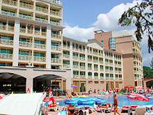 Image of Alba Hotel in Sunny beach, Bulgaria