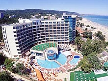 Image of Marina Grand Beach Hotel in Golden sands, Bulgaria