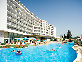 Foto of LTI Neptun Beach Hotel in Sunny beach, Bulgaria