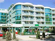 Image of Zvete Hotel in Sunny beach, Bulgaria