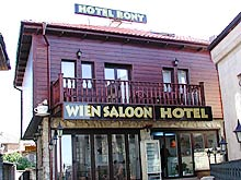 Image of Rony Hotel in Nessebar, Bulgaria