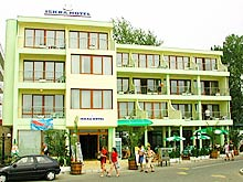 Image of Iskra Hotel in Sunny beach, Bulgaria