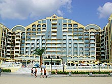 Image of Victoria Palace Hotel in Sunny beach, Bulgaria