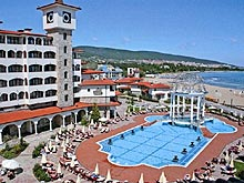 Royal Palace Helena Sands Hotel Sunny beach - General view photo