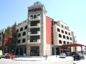 Image of Nobel Hotel in Sunny beach, Bulgaria