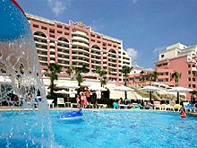 Image of Majestic Hotel in Sunny beach, Bulgaria