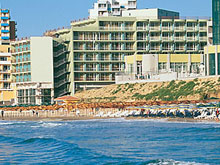 Image of Bilyana Beach Hotel in Nessebar, Bulgaria