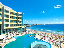 Image of Arsena Hotel in Nessebar, Bulgaria
