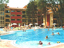 Image of Grifid Bolero Hotel in Golden sands, Bulgaria