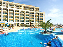 Photo of Eta Sunset Resort ApartHotel in Pomorie, Bulgaria