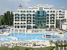 Photo of Delta Sunset Resort ApartHotel in Pomorie, Bulgaria