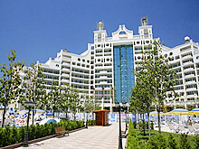 Photo of Sigma Sunset Resort ApartHotel in Pomorie, Bulgaria