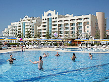 Photo of Beta Sunset Resort ApartHotel in Pomorie, Bulgaria