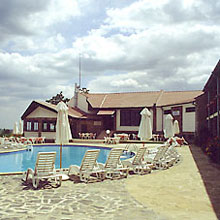Yanitza Hotel Krapec - General view photo