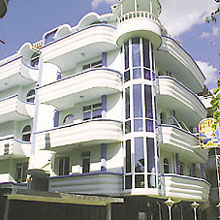 Photo of Manz Hotel in Pomorie, Bulgaria