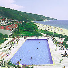 Eleni Holiday village Elenite - General view photo