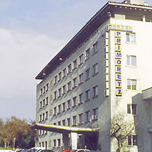 Photography of Primoretz Hotel in Bourgas, Bulgaria