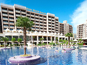 Image of Barcelo Royal Beach Hotel in Sunny beach, Bulgaria