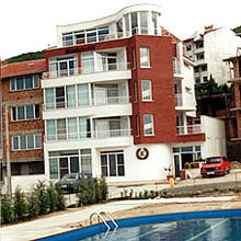 Photography of Consul Hotel in St.Vlas, Bulgaria