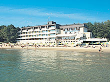 Photography of Nympha Hotel in Riviera, Bulgaria