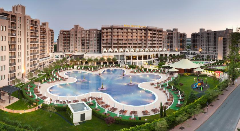 Barcelo Royal Beach Hotel Sunny beach - general view photo