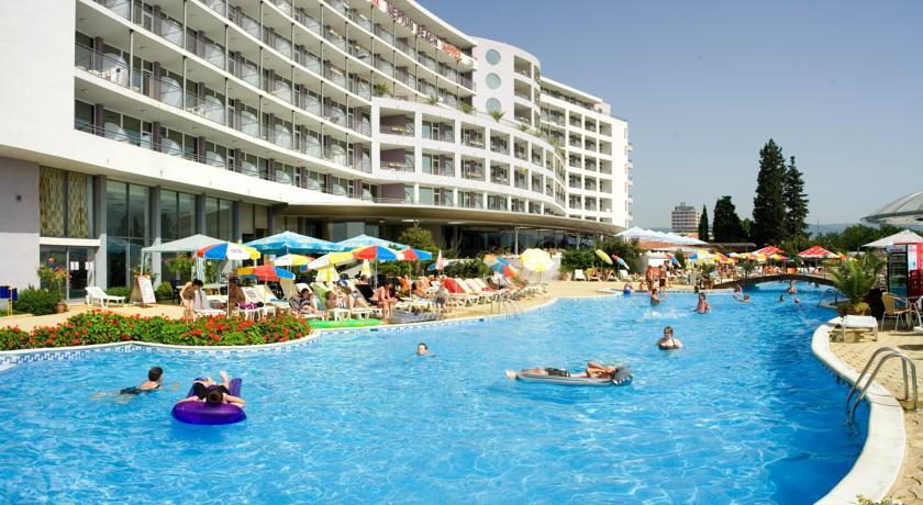 LTI Neptun Beach Hotel Sunny beach - general view photo
