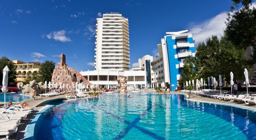 Kuban Hotel Sunny beach - general view photo