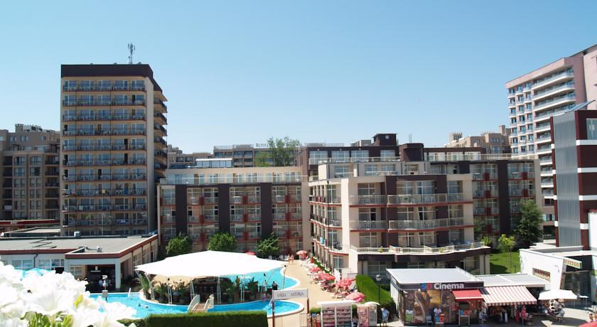 Astoria Hotel Sunny beach - general view photo